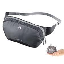 Сверхкомпактная <b>поясная сумка</b> Travel FORCLAZ - купить в ...