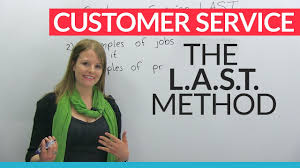 how to give great customer service the l a s t method how to give great customer service the l a s t method