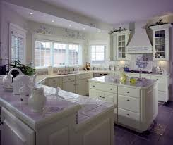 Kitchens Floor Tiles 41 White Kitchen Interior Design Decor Ideas Pictures