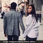 Farhan Akhtar Just Made It Instagram Official With Shibani Dandekar