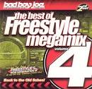 Best of Freestyle Megamix, Vol. 4