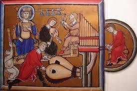 Resultado de imagen de imagen musica medieval