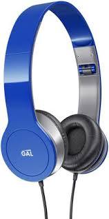 Купить <b>Наушники Gal SLR-180</b> Blue по выгодной цене в интернет ...