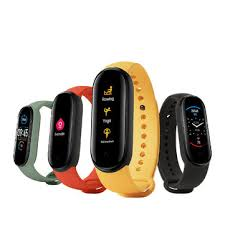 [BT 5.0]<b>Original Xiaomi Mi band</b> 5 1.1 Inch AMOLED Wristband ...