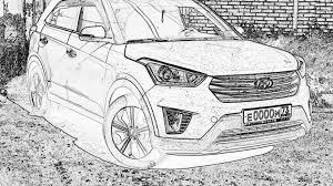 Hyundai Creta 【Twinkle】 Logbook