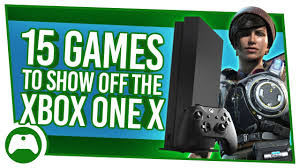 15 Best <b>Games</b> To Show The Power Of <b>Xbox</b> One <b>X</b> - YouTube
