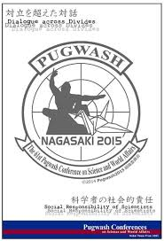 「Pugwash Conferences on Science and World Affairs」の画像検索結果