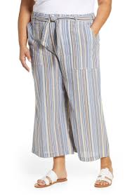 Women's <b>100</b>% Cotton <b>Plus</b>-<b>Size</b> Pants & Leggings   Nordstrom