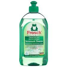 <b>Средства для мытья</b> посуды <b>Frosch</b> — купить на Яндекс.Маркете