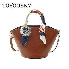 <b>Toyoosky</b> Fashion 2018 <b>Bag Designer</b> Trapeze Scarf <b>Handbags</b> ...
