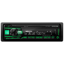 Купить Автомобильная <b>магнитола</b> с CD MP3 <b>Alpine UTE</b>-<b>201BT</b> в ...