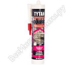 <b>Монтажный клей TYTAN</b> PROFESSIONAL Classic Fix каучуковый ...