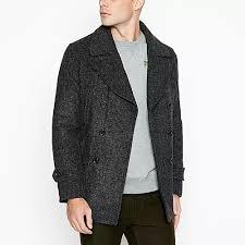 <b>Men's Wool Coats</b> and <b>Jackets</b> | Debenhams