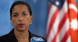 U.S. ambassador to the United Nations Susan Rice speaks to the media. | Reuters. Rice's chances were damaged after her Sept. 16 performance on the Sunday ... - 121211_susan_rice_rt_6051