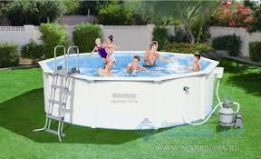 <b>Каркасный бассейн Bestway</b> Hydrium Pools