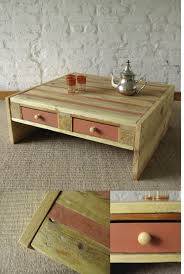 oriental style pallet coffee table build pallet furniture