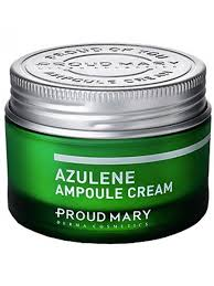 <b>Крем успокаивающий с азуленом</b>, 50 мл PROUD MARY Azulene ...