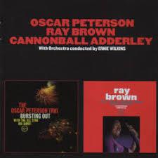 Oscar Peterson - Album: Bursting Out / Ray Brown ... - PalmarèsADISQ