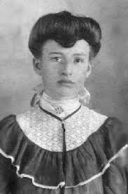 Alma Wright (daughter of Sophrona Reed and her first husband Willie J. Wright). Alma Wright. To return to the Album Page, click on the image - WADWrightAlma