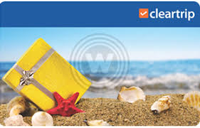 Cleartrip E-Gift Cards - Instant Delivery by Email - Woohoo.in
