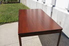 dining table andersen furniture tables  johannes andersen danish rosewood extension dining table