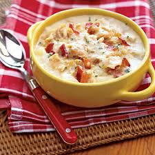 January 21 is National New England Clam Chowder Day ...