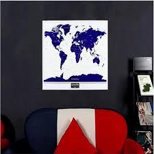 <b>1PC</b> New Hot <b>High Quality</b> Luminous Deluxe World Map ...