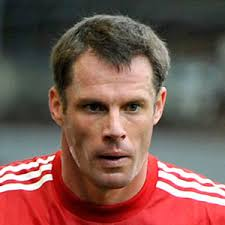 Jamie Carragher ( Liverpool ). He is playing with Liverpool since he joined their youth team in 1990. (22 years) - Jamie-Carragher-824282