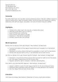 Basketball Coach Resume Templates Resume Template Builder Resume ... basketball coach resume templates resume template builder: resume for coaching