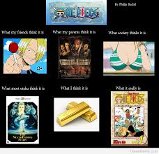 Otaku Meme » Anime and Cosplay Memes! » What One Piece Is via Relatably.com