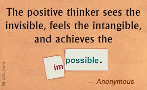 Hasil carian imej untuk quote on thinking positive
