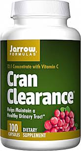 Jarrow Formulas <b>Cran Clearance</b>® -- <b>100</b> Capsules - Buy Online in ...