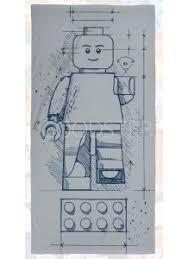 <b>Полотенца LEGO</b> Minifigures - купить в Краснодаре по выгодной ...