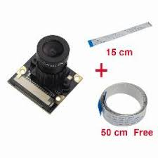 Raspberry Pi 3 Camera Focal <b>Adjustable Night</b> Vision 5 Megapixel ...