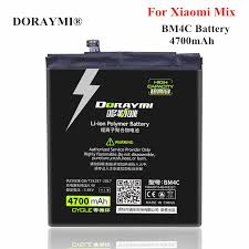 DORAYMI <b>BM4C</b> Battery for <b>Xiaomi</b> Mix 4700mAh Li Polymer ...