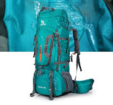 80L Large Capacity <b>Outdoor backpack</b> Camping Travel <b>Bag</b> ...