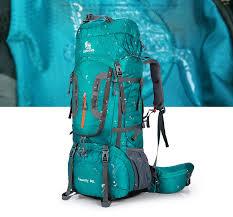 80L Large <b>Capacity Outdoor</b> backpack Camping <b>Travel</b> Bag ...