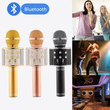 Bluetooth Wireless Condenser Original Fashion <b>WS858</b> Magic ...