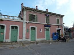 Nice-Saint-Augustin station
