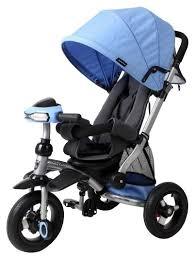 <b>Трехколесный велосипед Moby</b> Kids Stroller trike 10x10 AIR Car ...