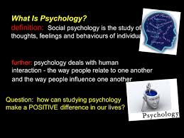Image result for psychology definition