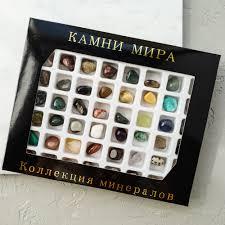 НОВОЕ > <b>Коллекция минералов</b> купить в интернет-магазине