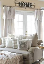 Window Dressing For Living Rooms 17 Best Ideas About Living Room Curtains On Pinterest Bedroom