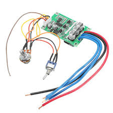 <b>dc</b> 12v-36v 500w high power <b>brushless motor</b> controller driver board ...