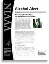 Preventing alcohol abuse and alcoholism