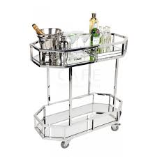 cafe lighting living brooklyn drinks trolley silver cafe lighting and living