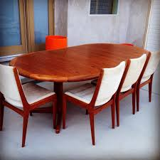teak dining table chairs small scandinavian teak dining room furniture