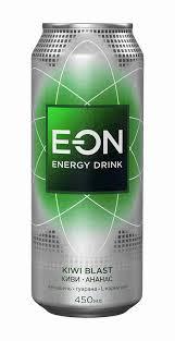 <b>Напиток энергетический E-ON</b> Kiwi Blast б/алк газ ... - купить с ...