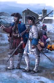 1000 images about french and n war n french line infantry during the seven years war