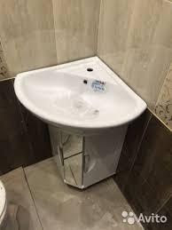 Новая <b>тумба</b>, умывальник и зеркало Misty для ванной - Для дома ...